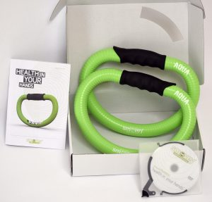 smovey - swingingENERGY - Gerlinde Reicht - smoveyAQUA SINGLE Set green